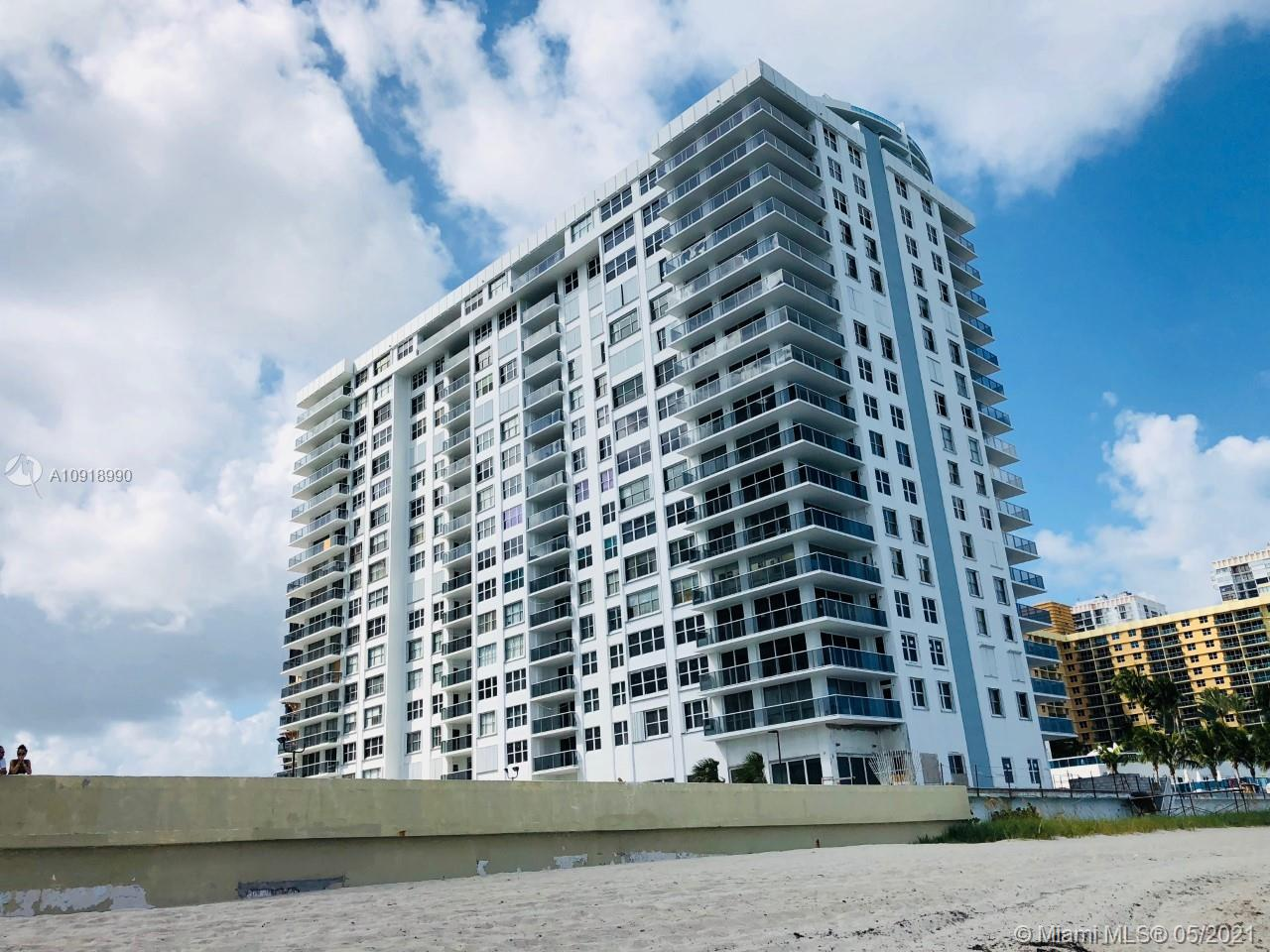 Aquarius #408S - 2751 S Ocean Dr #408S, Hollywood, FL 33019