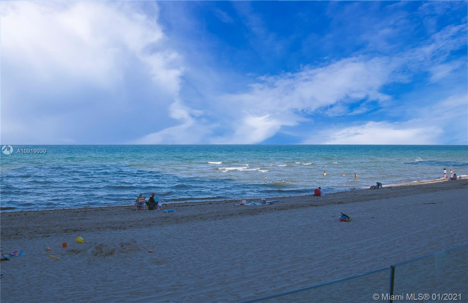 Sea Air Towers #921 - 3725 S Ocean Dr #921, Hollywood, FL 33019