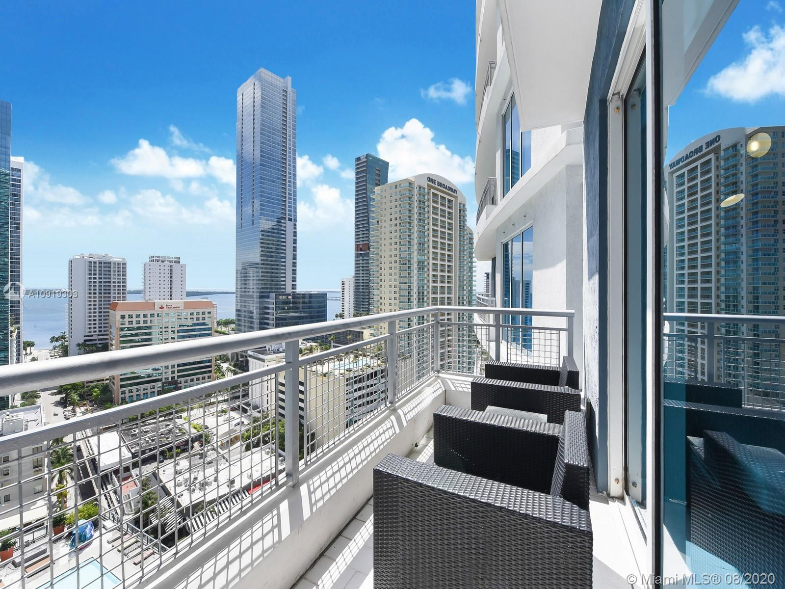 Infinity at Brickell #1802 - 60 SW 13th St #1802, Miami, FL 33130
