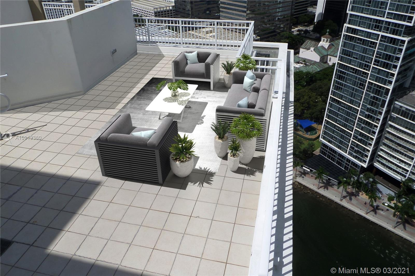 Courts Brickell Key #PH3304 - 801 Brickell Key Blvd #PH3304, Miami, FL 33131