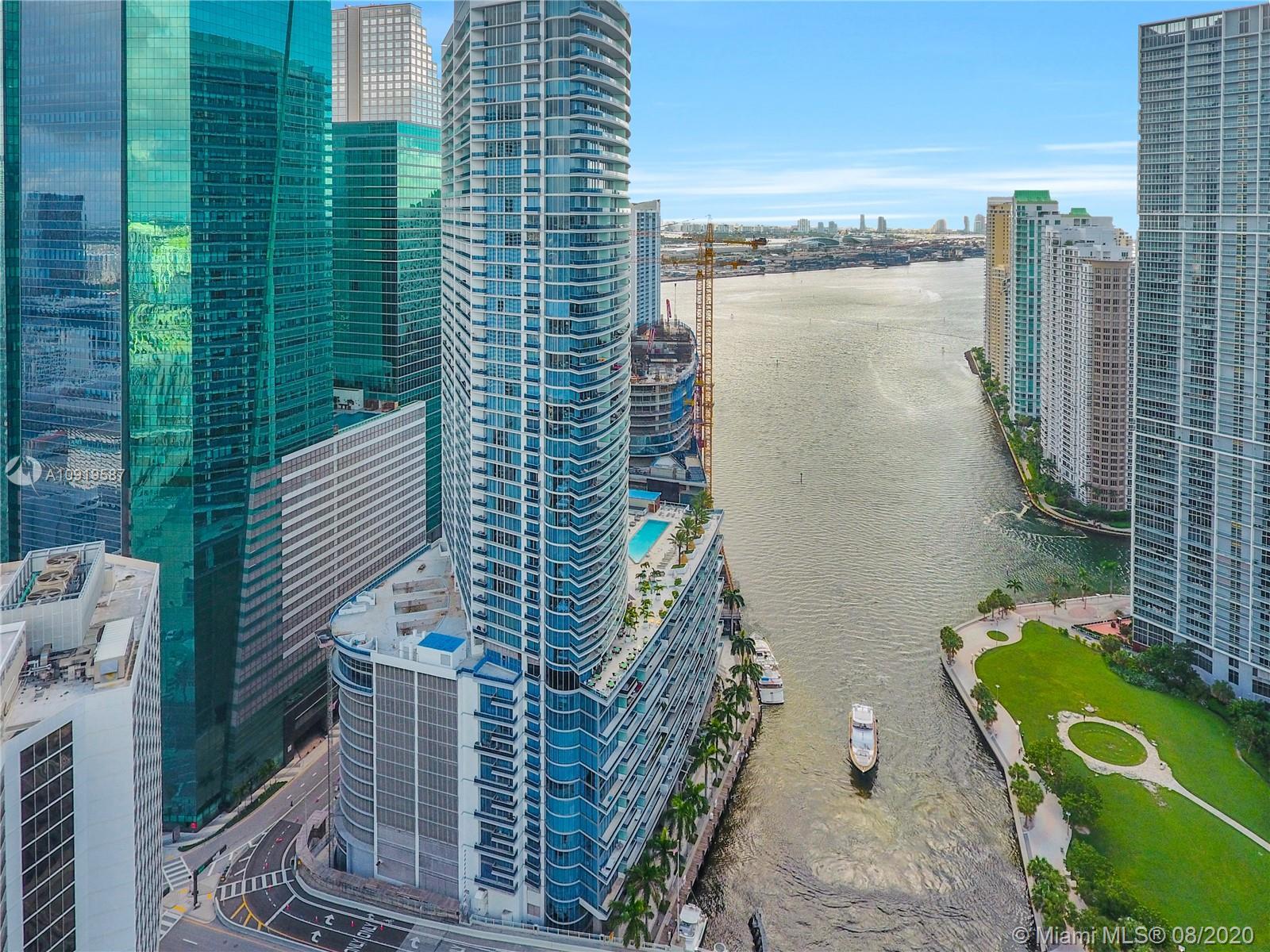 Epic Residences #1409 - 200 Biscayne Boulevard Way #1409, Miami, FL 33131
