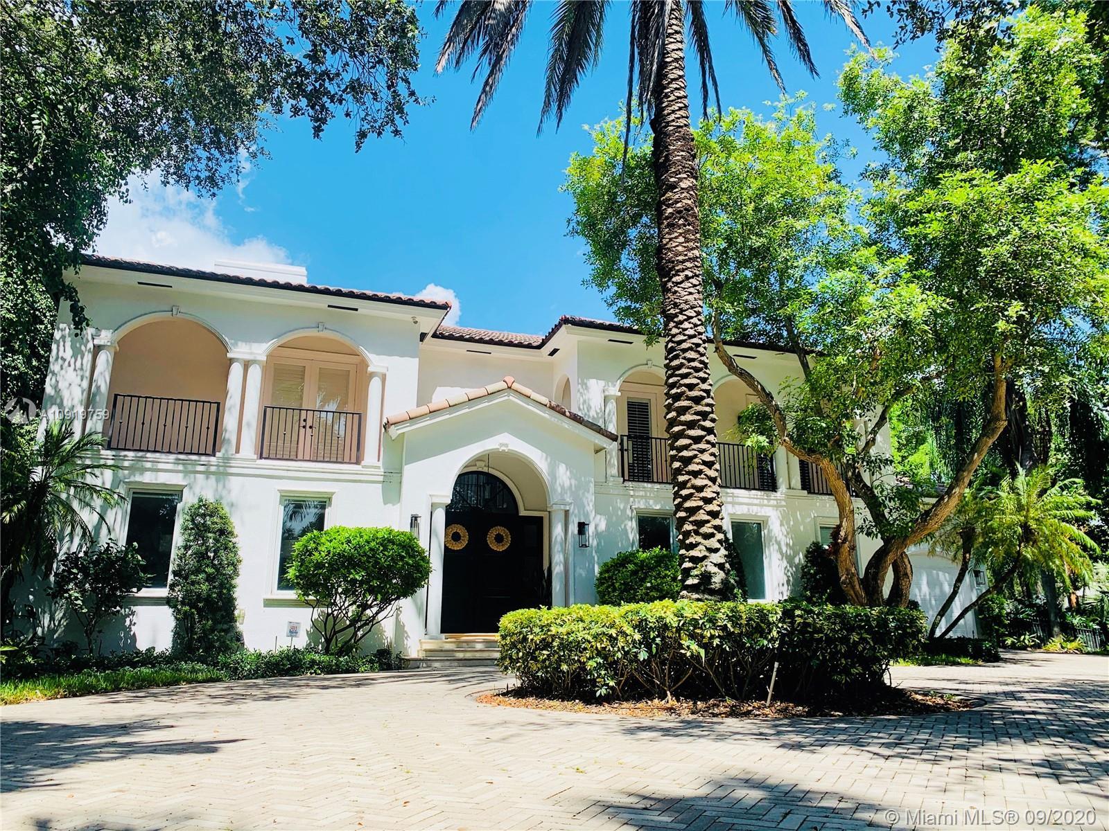 South Miami - 166 Isla Dorada Blvd, Coral Gables, FL 33143