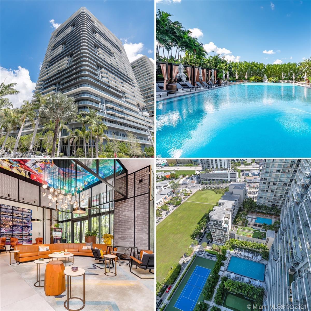 Hyde Midtown #2805 - 121 NE 34th St #2805, Miami, FL 33137