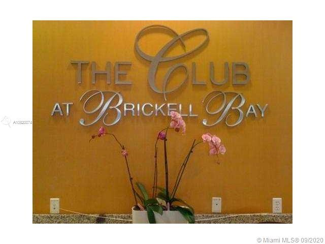 Club at Brickell #2718 - 1200 Brickell Bay Dr #2718, Miami, FL 33131