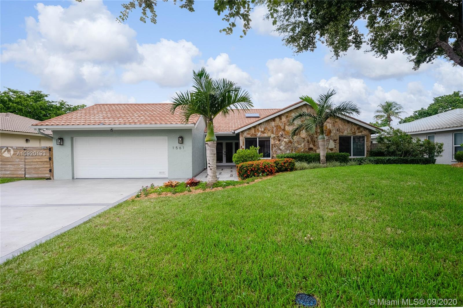 Property for sale at 1561 NW 99th Ave, Plantation,  Florida 33322