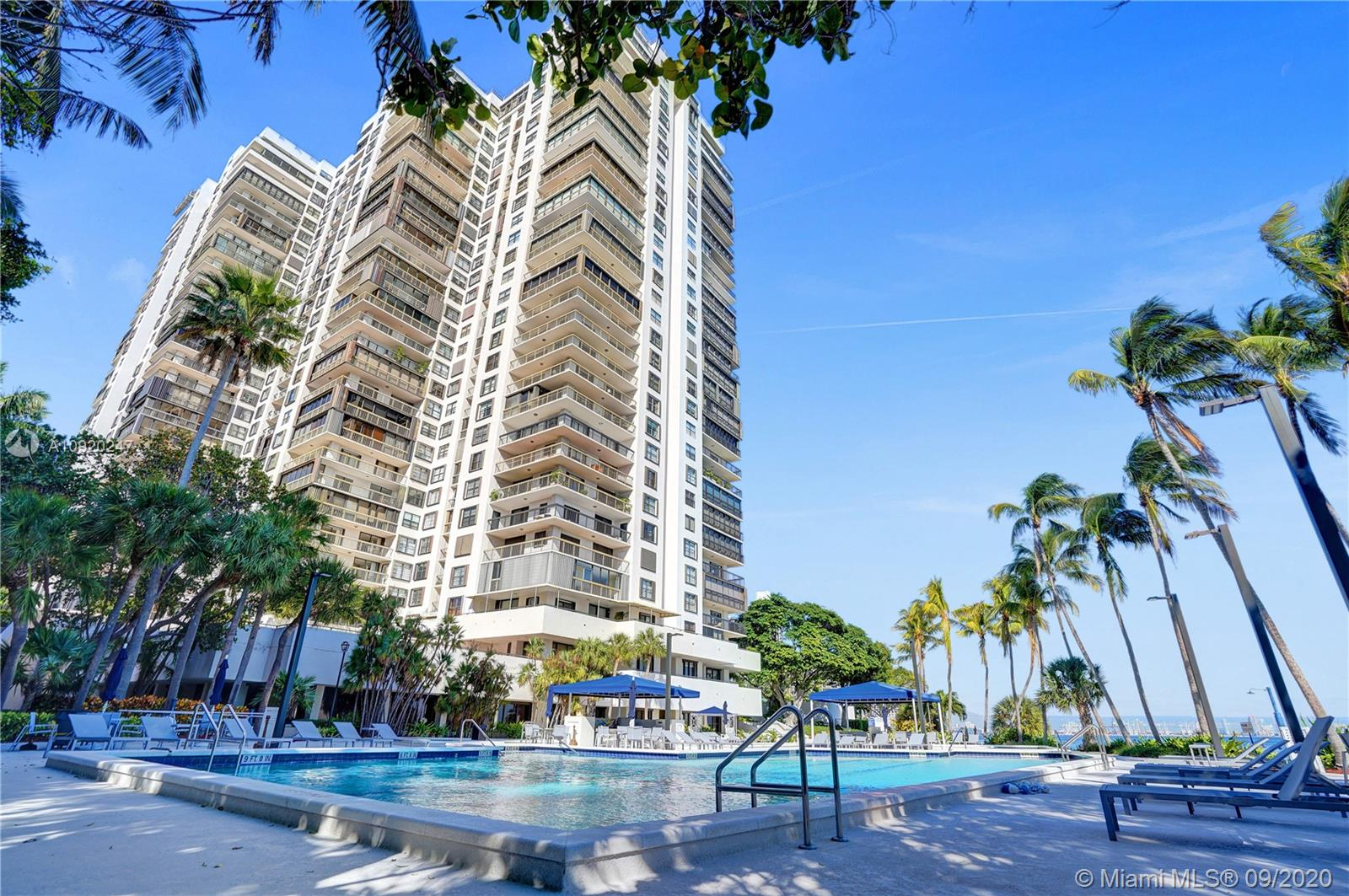 Brickell Bay Club #505 - 2333 Brickell Ave #505, Miami, FL 33129