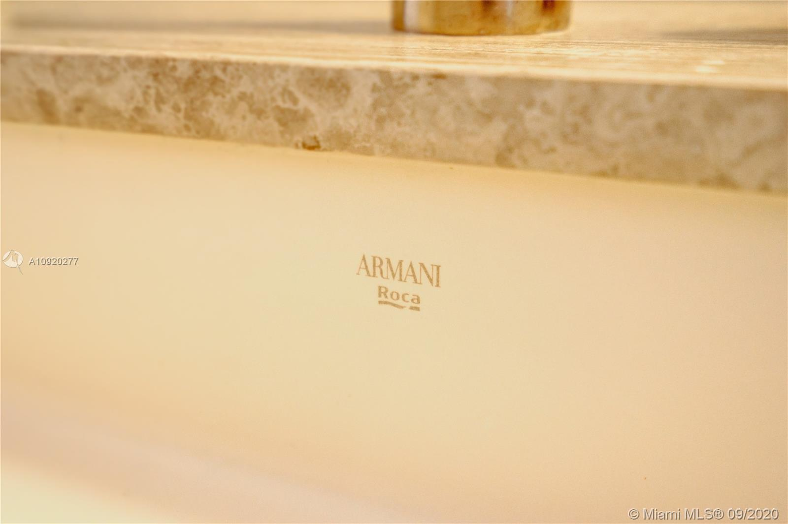 Armani Casa Tower #802 photo16