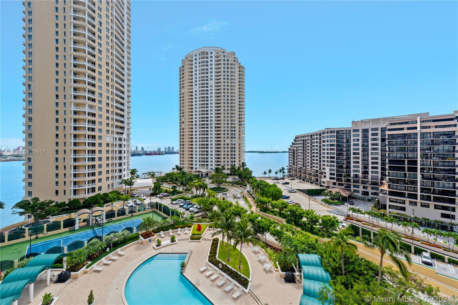 888 Brickell Key Dr #1203 photo017