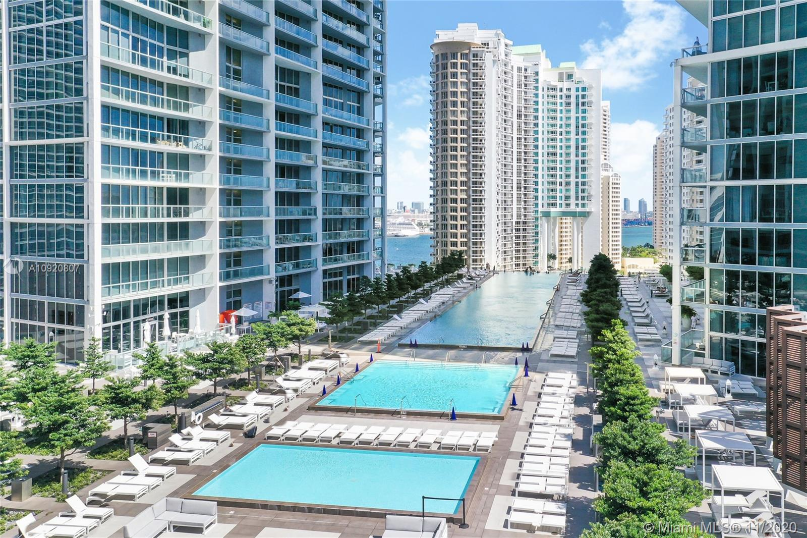 Photo of 475 Brickell Ave #2913 listing for Sale