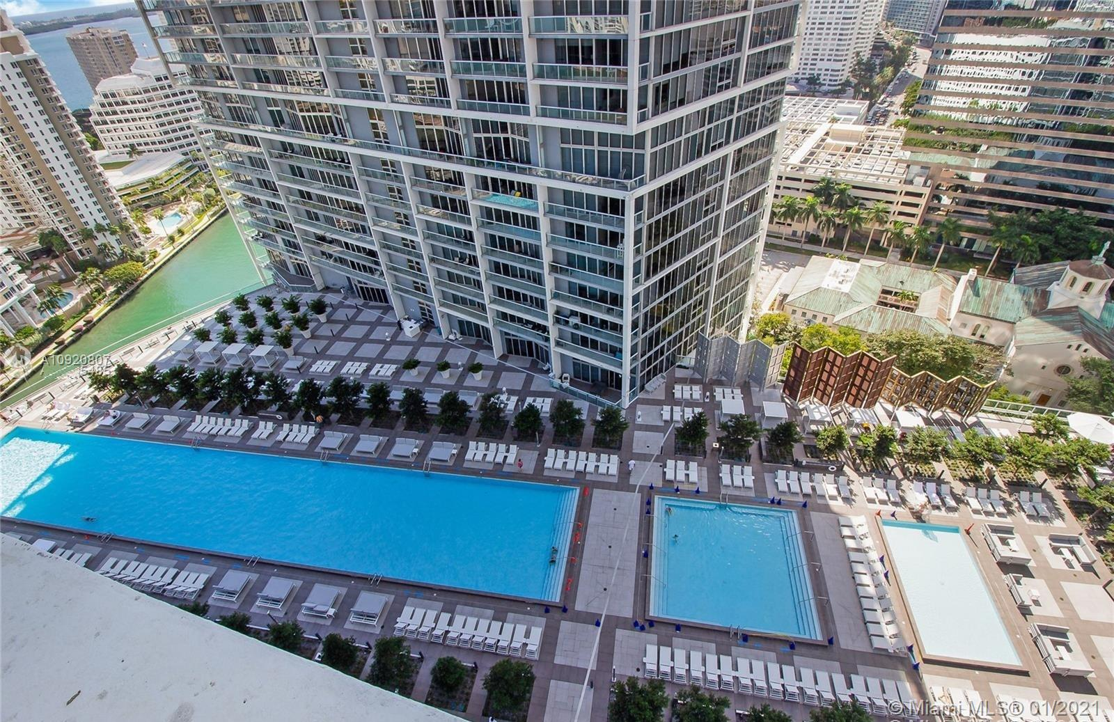 Icon Brickell 1 #2913 - 475 Brickell Ave #2913, Miami, FL 33131