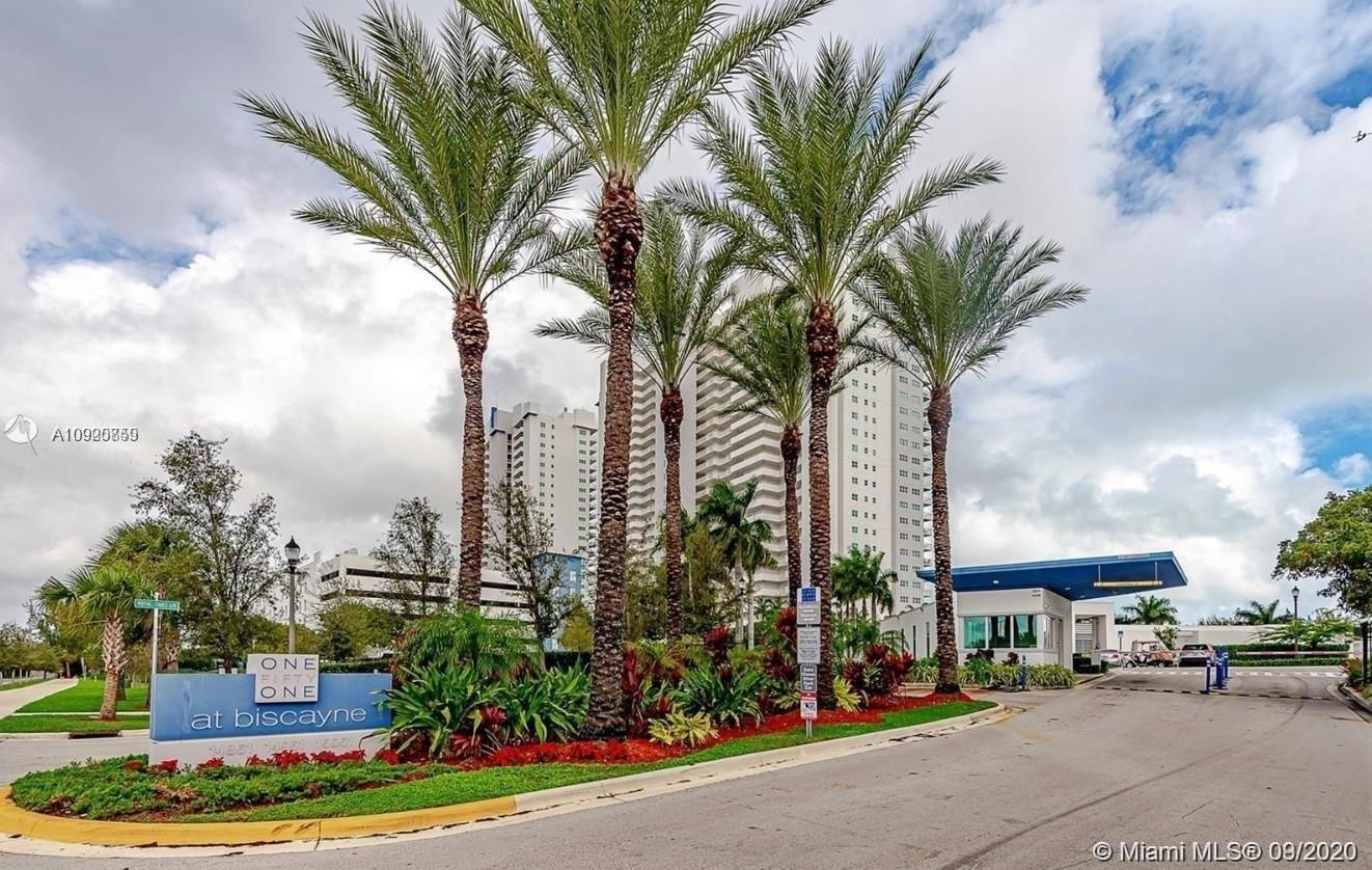 One Fifty One At Biscayne #2604 - 15051 ROYAL OAKS LN #2604, North Miami, FL 33181