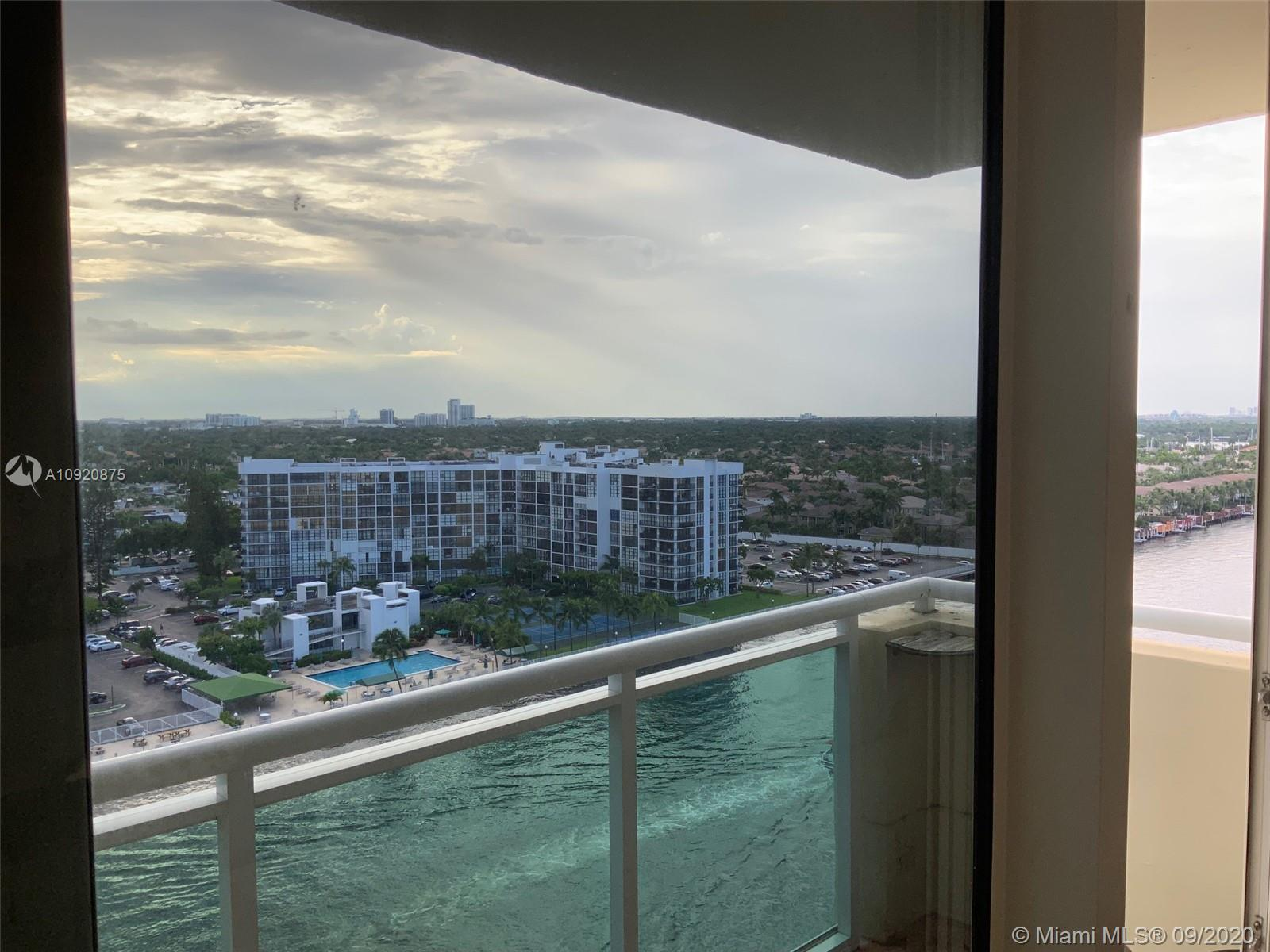 Residences on Hollywood West Tower #1420 - 3000 S Ocean Dr #1420, Hollywood, FL 33019