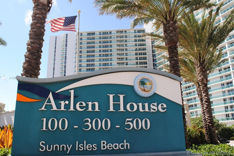 Arlen House #602 - 100 Bayview Dr #602, Sunny Isles Beach, FL 33160