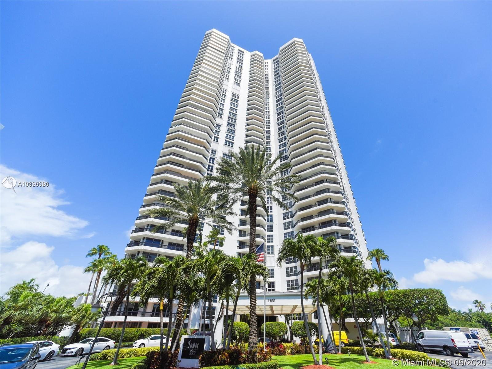 Mystic Pointe Tower 400 #2807 - 3500 Mystic Pointe Dr #2807, Aventura, FL 33180