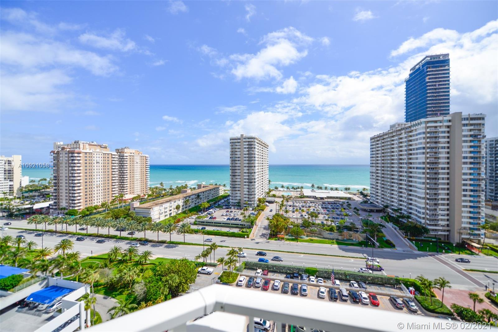 The Hemispheres Two #15G - 1965 S Ocean Dr #15G, Hallandale Beach, FL 33009