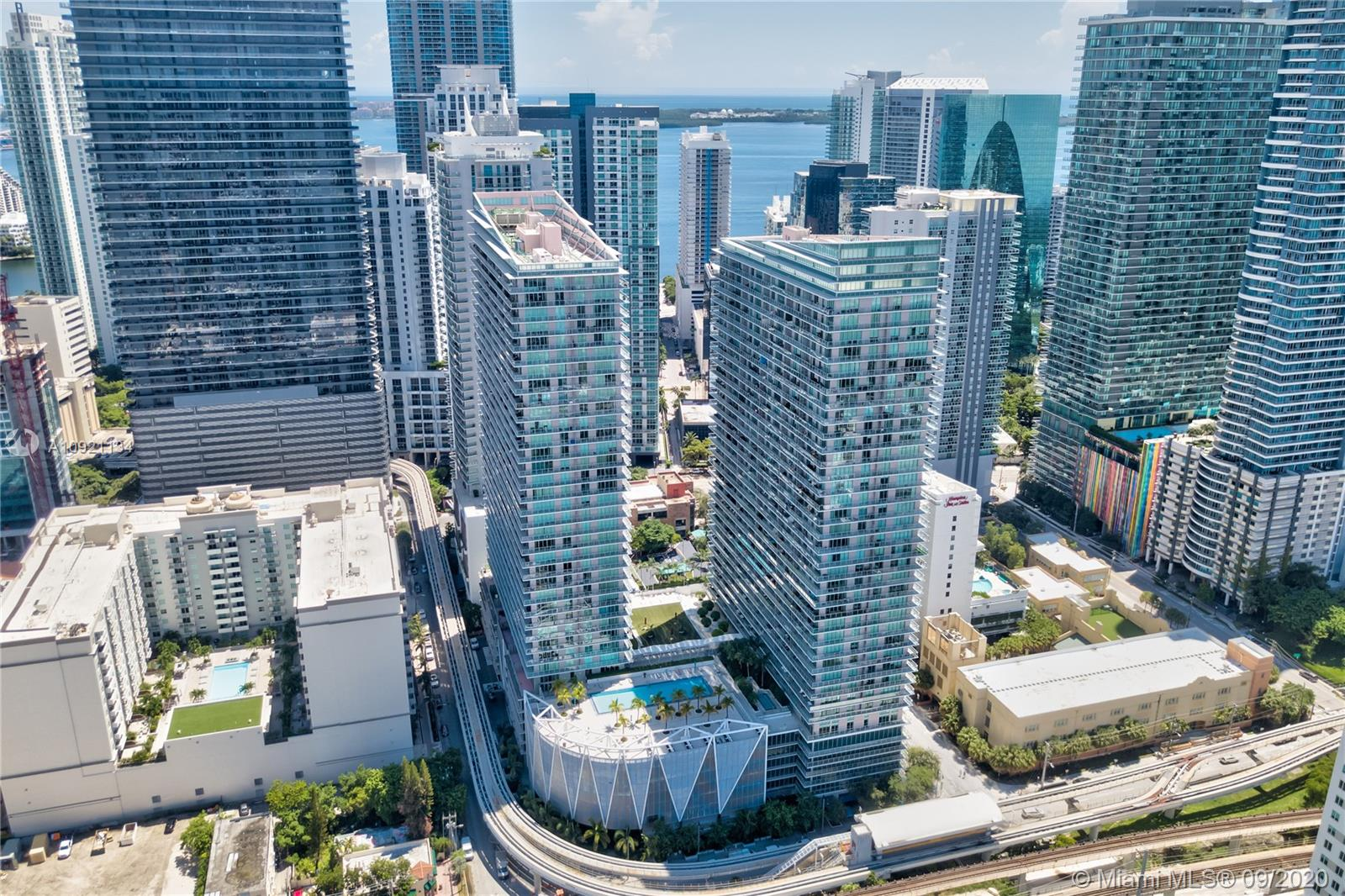 Axis on Brickell North Tower #2614-N - 1111 SW 1st Ave #2614-N, Miami, FL 33130