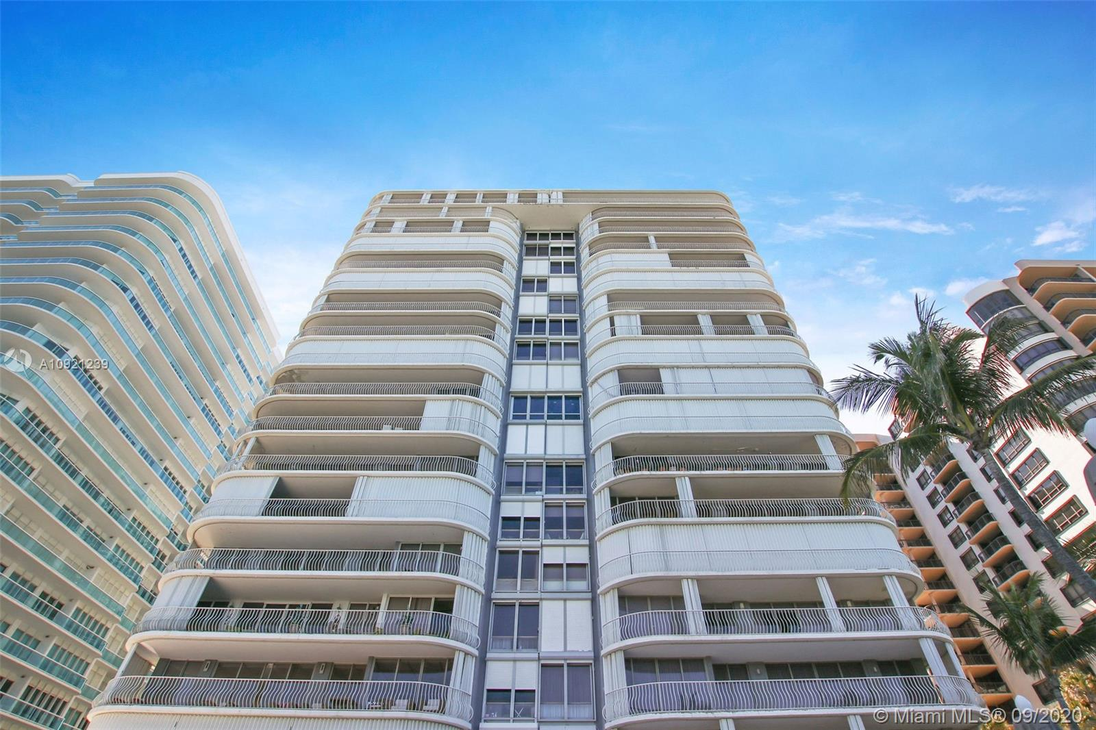 Photo of 10155 Collins Ave #1705 listing for Sale