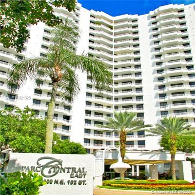 Parc Central East #1818 - 3300 NE 192nd St #1818, Aventura, FL 33180