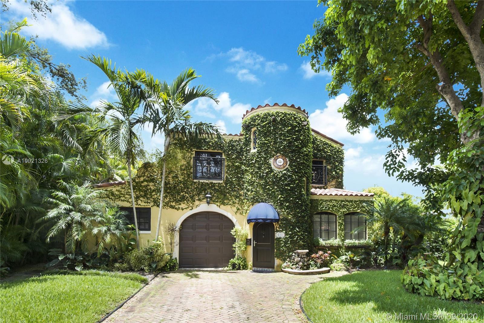 South Miami - 611 San Antonio Ave., Coral Gables, FL 33146