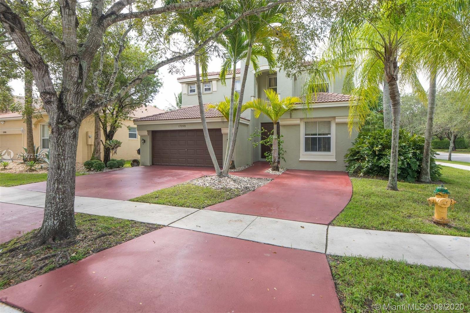 Property for sale at 17098 SW 52nd Ct, Miramar,  Florida 33027