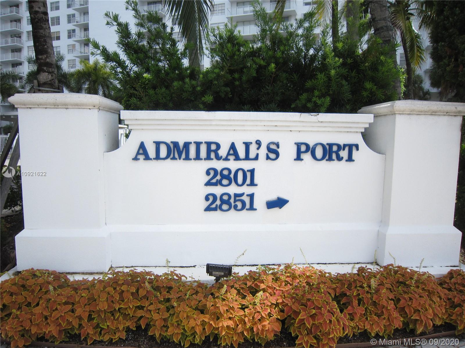 Admirals Port One #1802W - 2801 NE 183rd St #1802W, Aventura, FL 33160