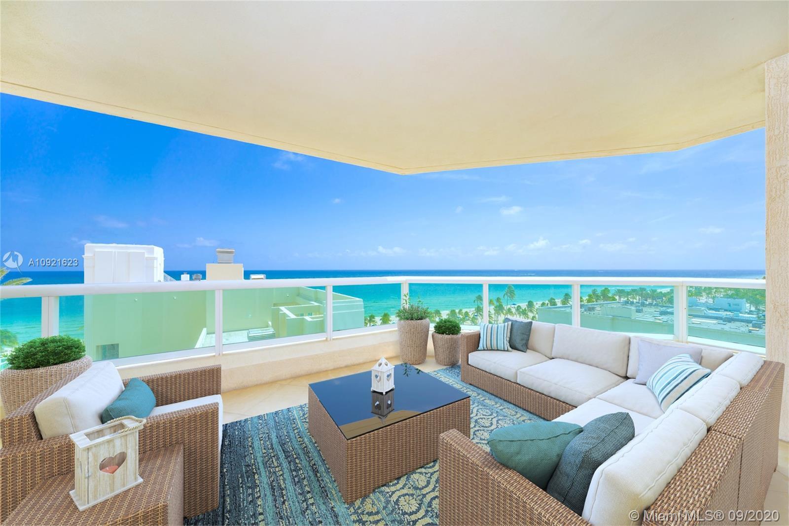Las Olas Beach Club #901 - 101 S Fort Lauderdale Beach Blvd #901, Fort Lauderdale, FL 33316