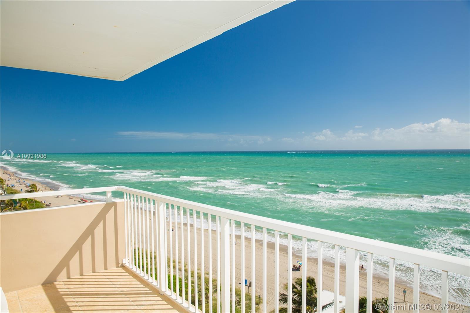 The Hemispheres One #8P - 1950 S Ocean Dr #8P, Hallandale Beach, FL 33009