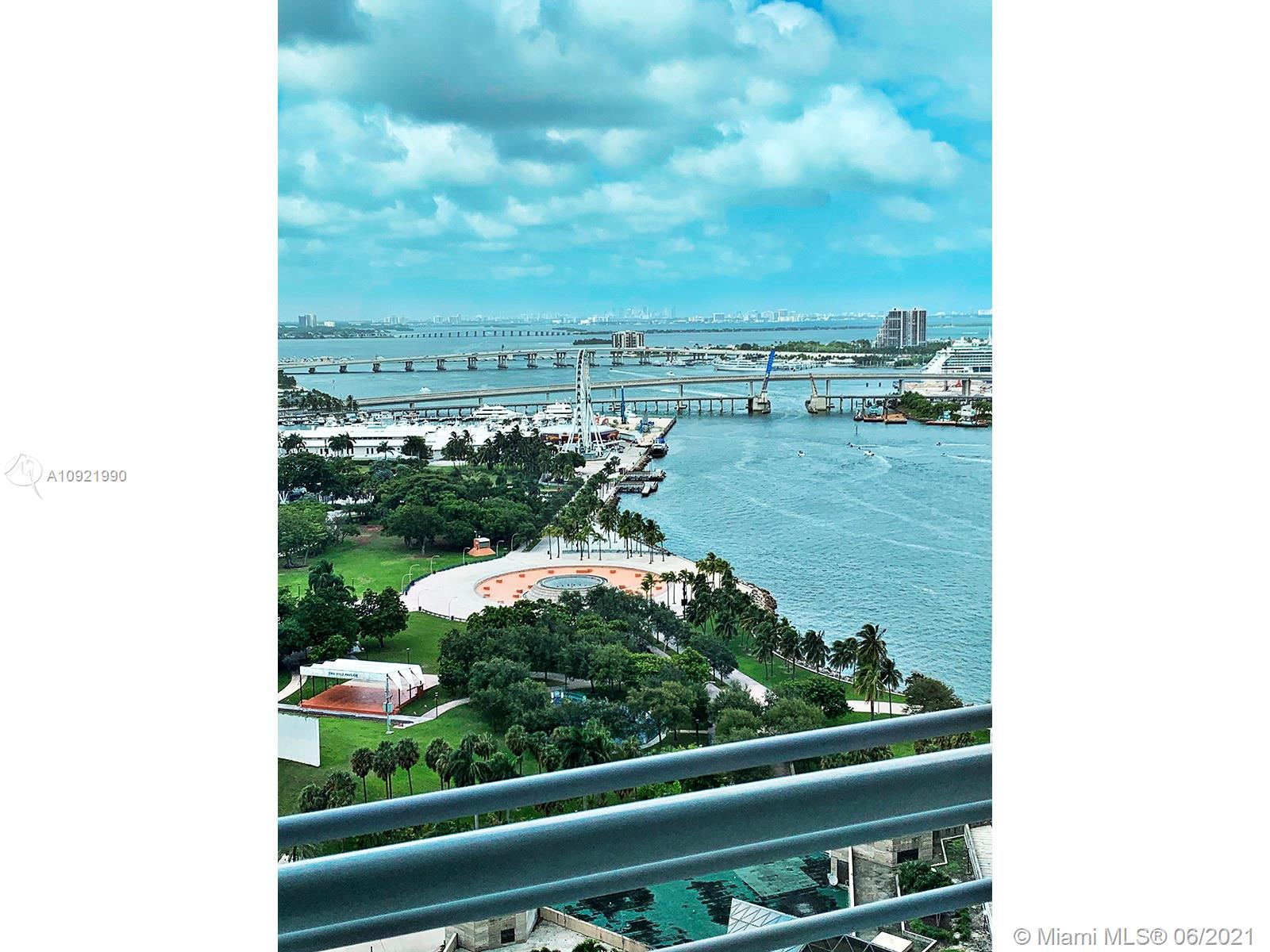 One Miami West #2616 - 325 S Biscayne Blvd #2616, Miami, FL 33131