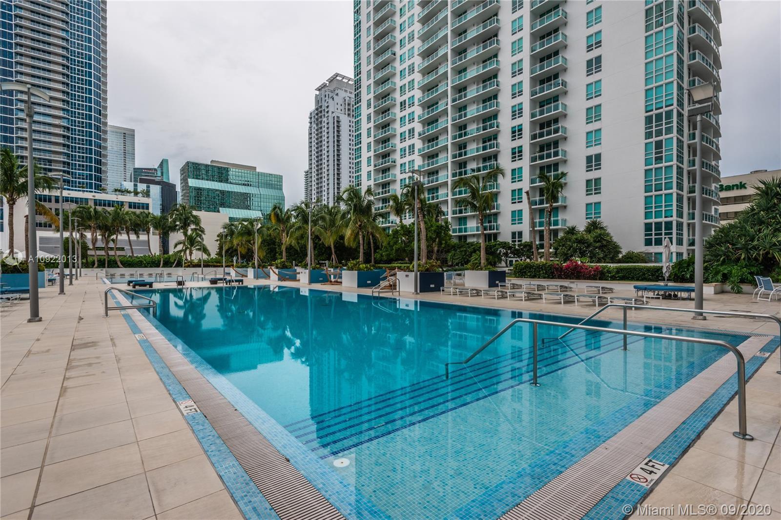 The Plaza on Brickell 1 #500 - 950 Brickell Bay Dr #500, Miami, FL 33131
