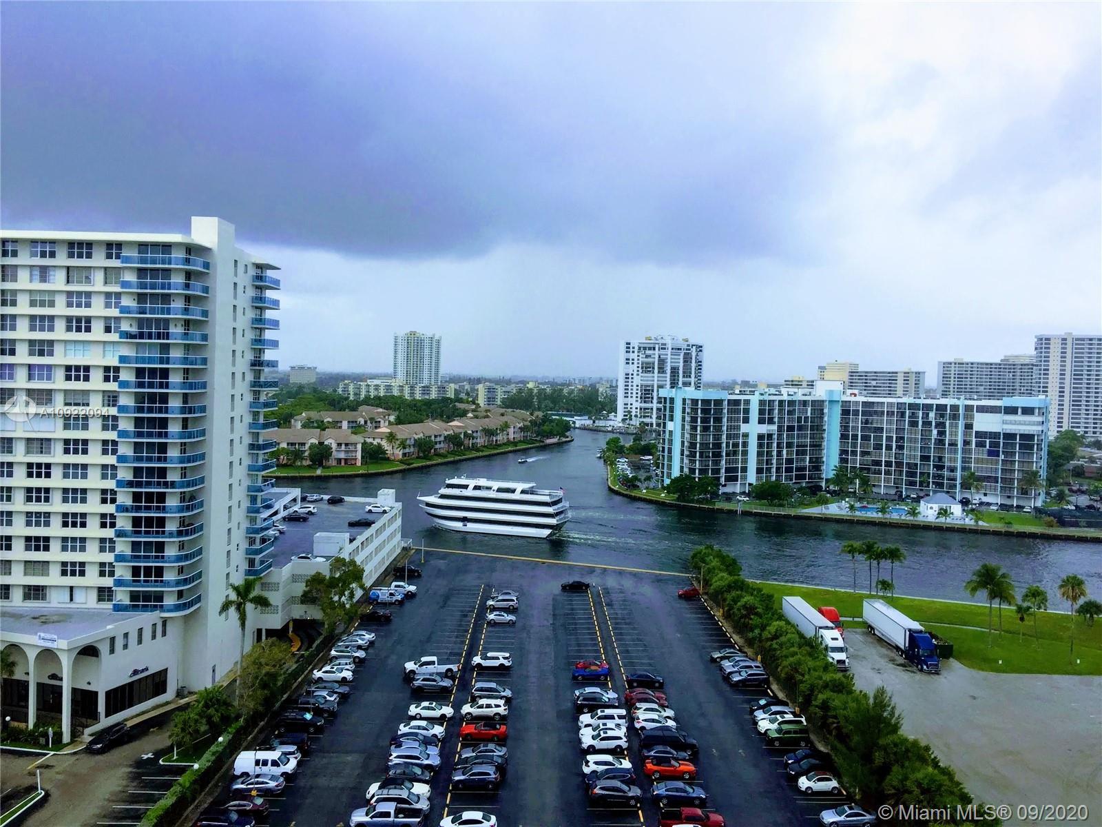 Sea Air Towers #1427 - 3725 S Ocean Dr #1427, Hollywood, FL 33019
