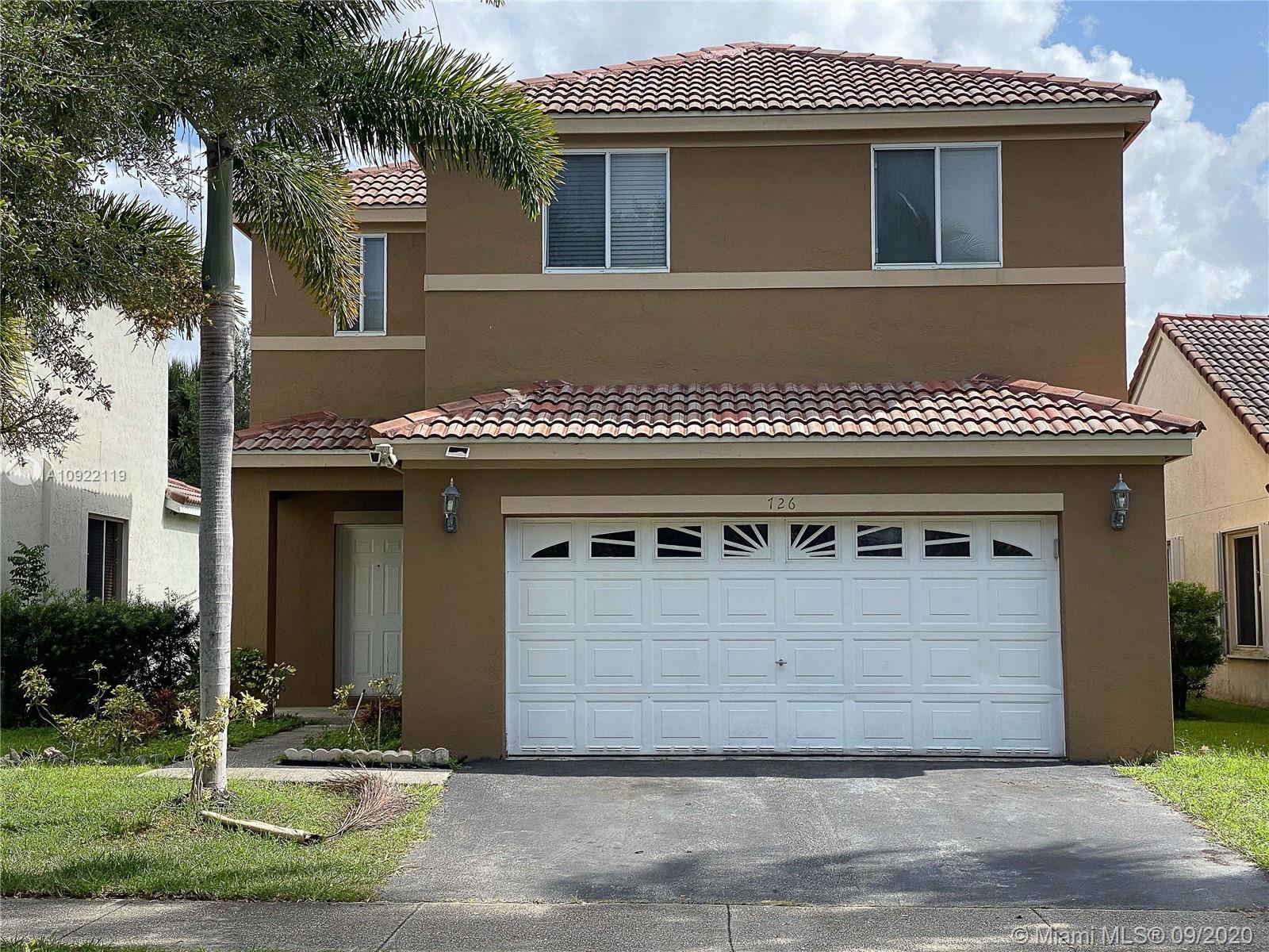 Weston - 726 San Remo Dr, Weston, FL 33326