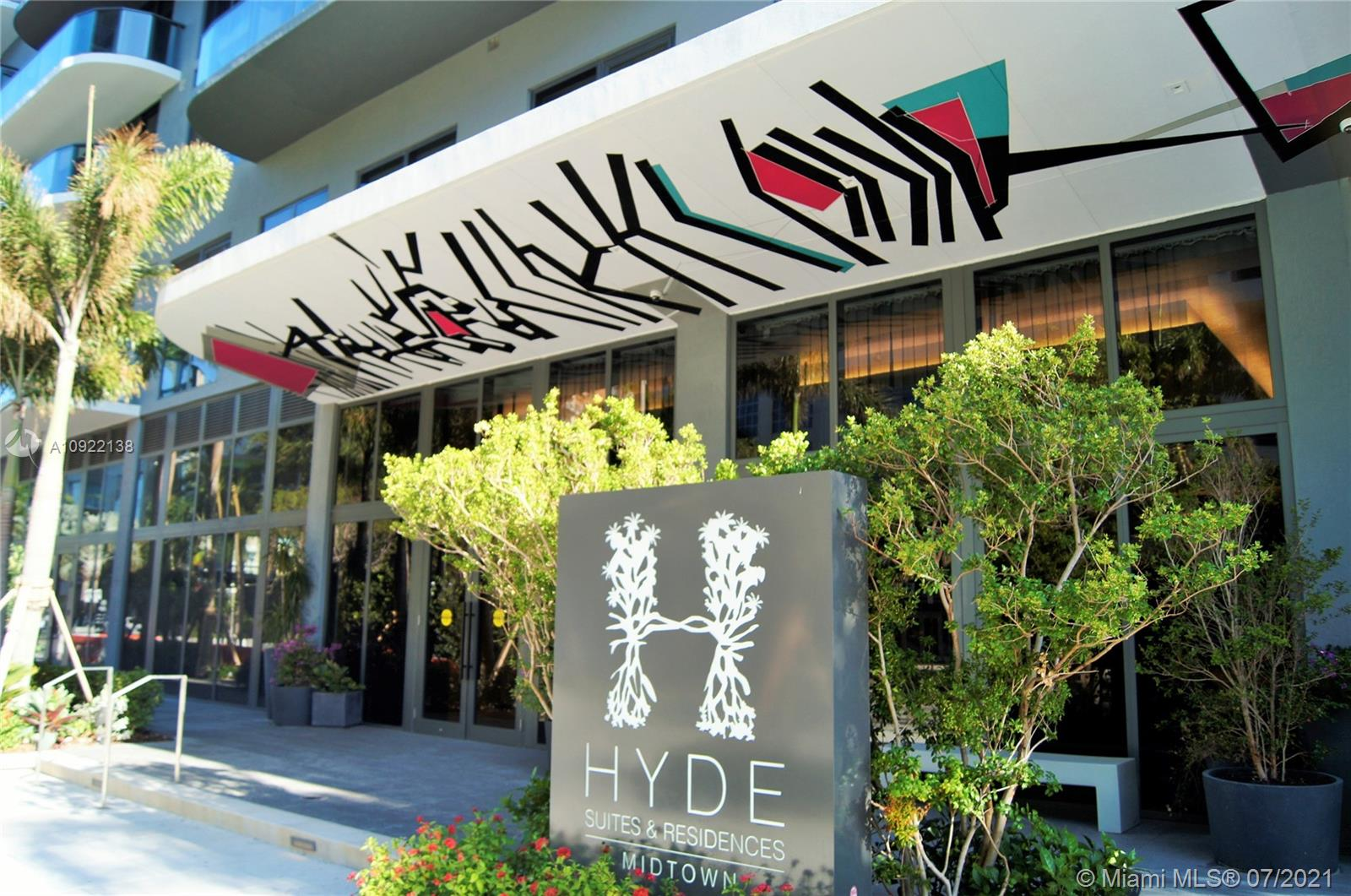 Hyde Midtown #1415 - 121 NE 34 #1415, Miami, FL 33137