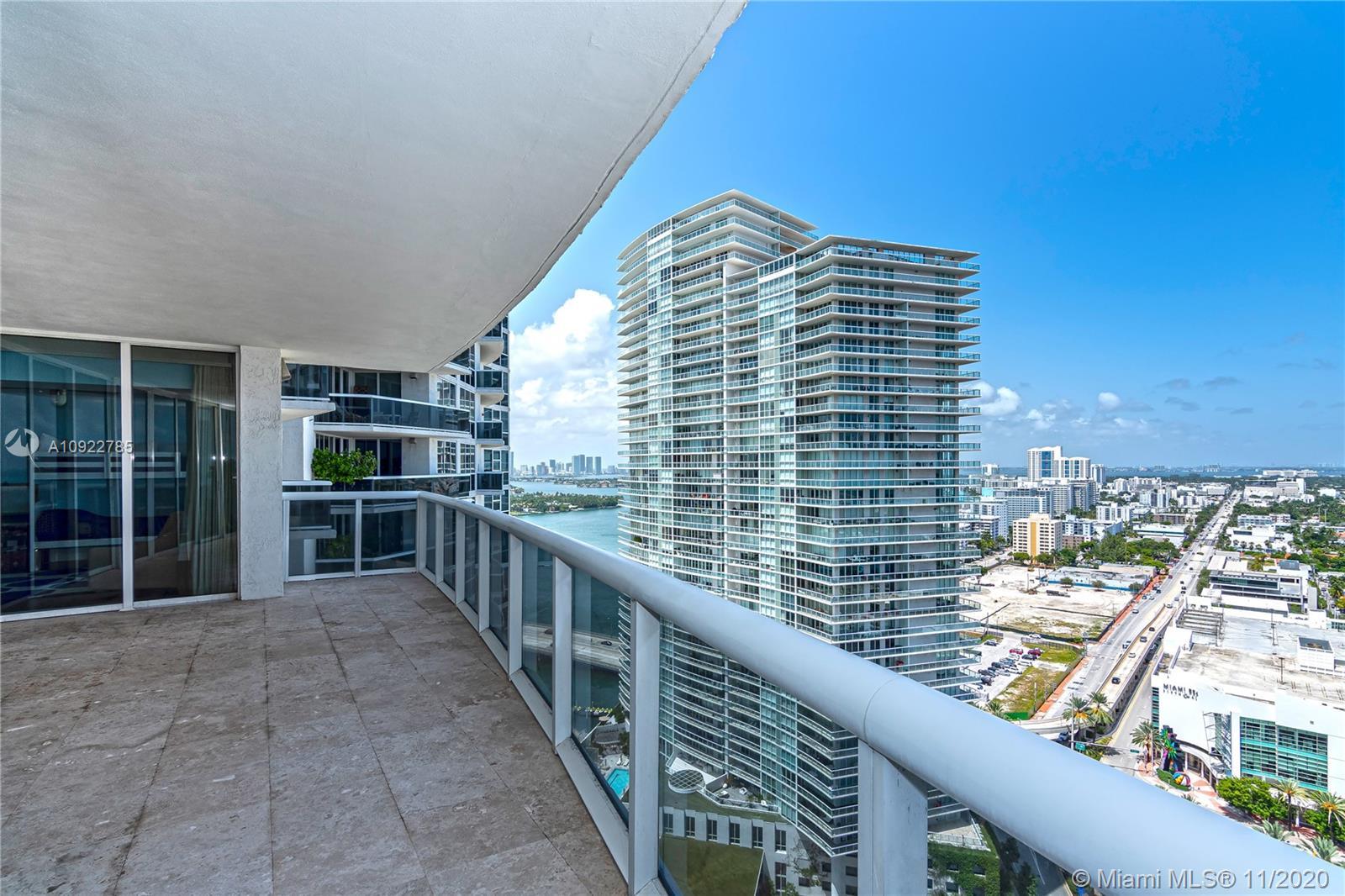 Murano Grande #2707 - 400 Alton Rd #2707, Miami Beach, FL 33139