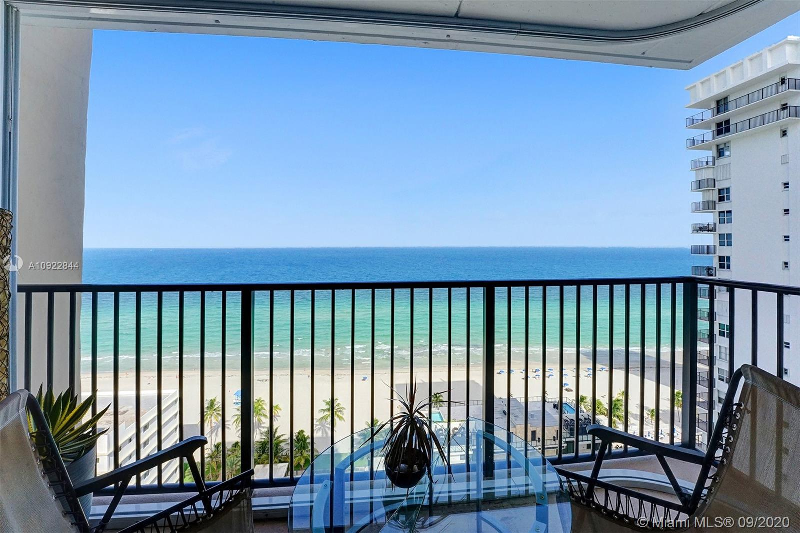 Grenoble, Tower 4 #2202 - 2101 S Ocean Dr #2202, Hollywood, FL 33019