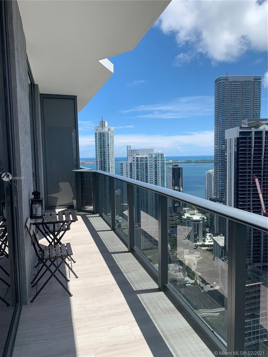 Brickell Heights West Tower #4204 - 55 SW 9th St #4204, Miami, FL 33130