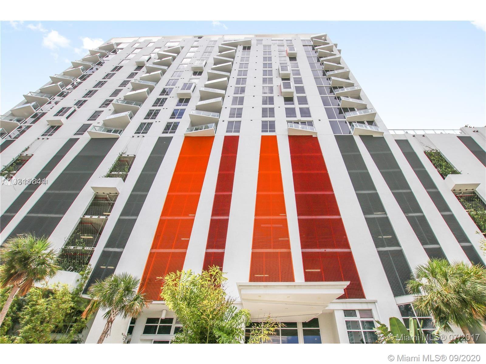 The Crimson #1006 - 601 NE 27th St #1006, Miami, FL 33137