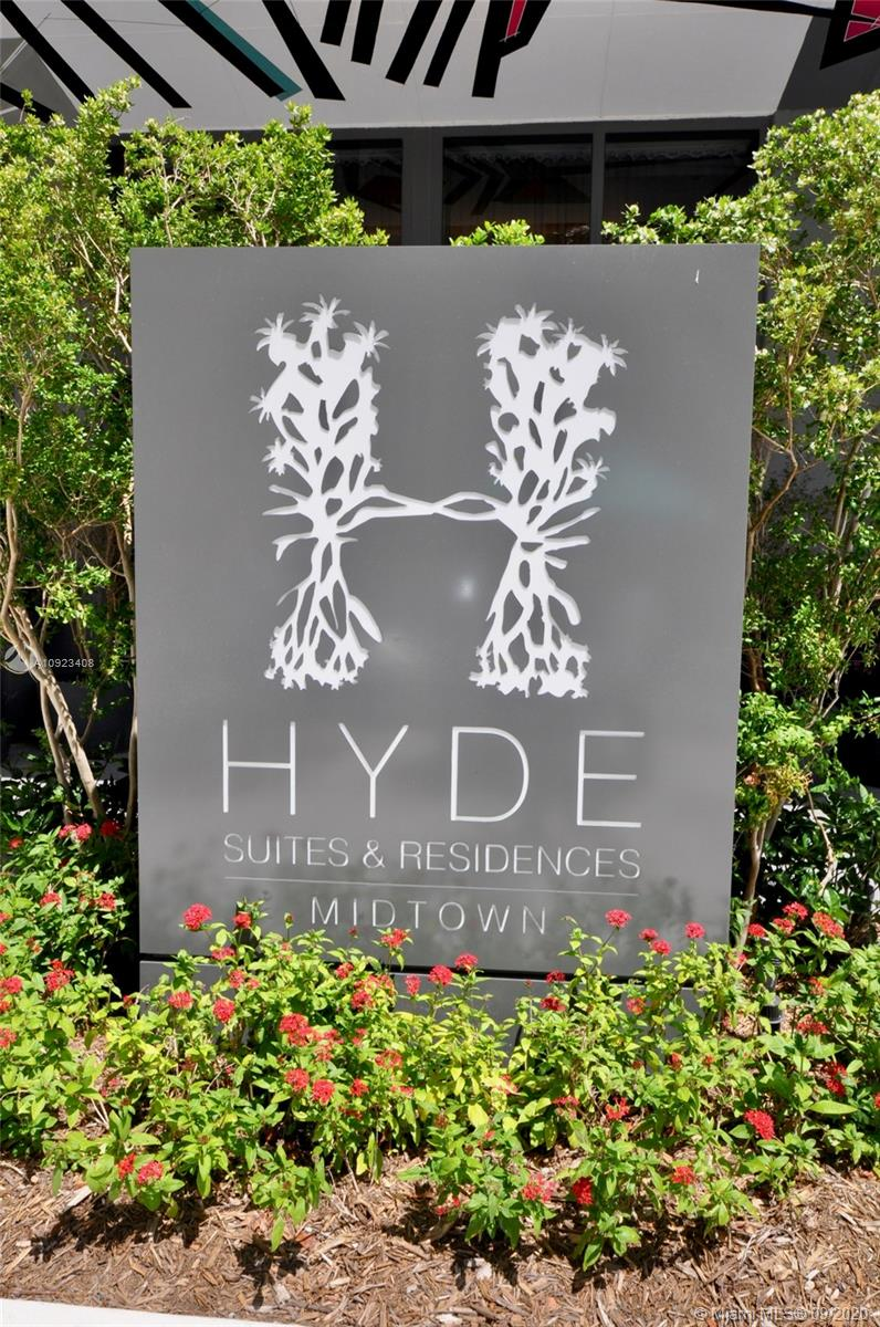 Hyde Midtown #1206 - 121 NE 34th St #1206, Miami, FL 33137