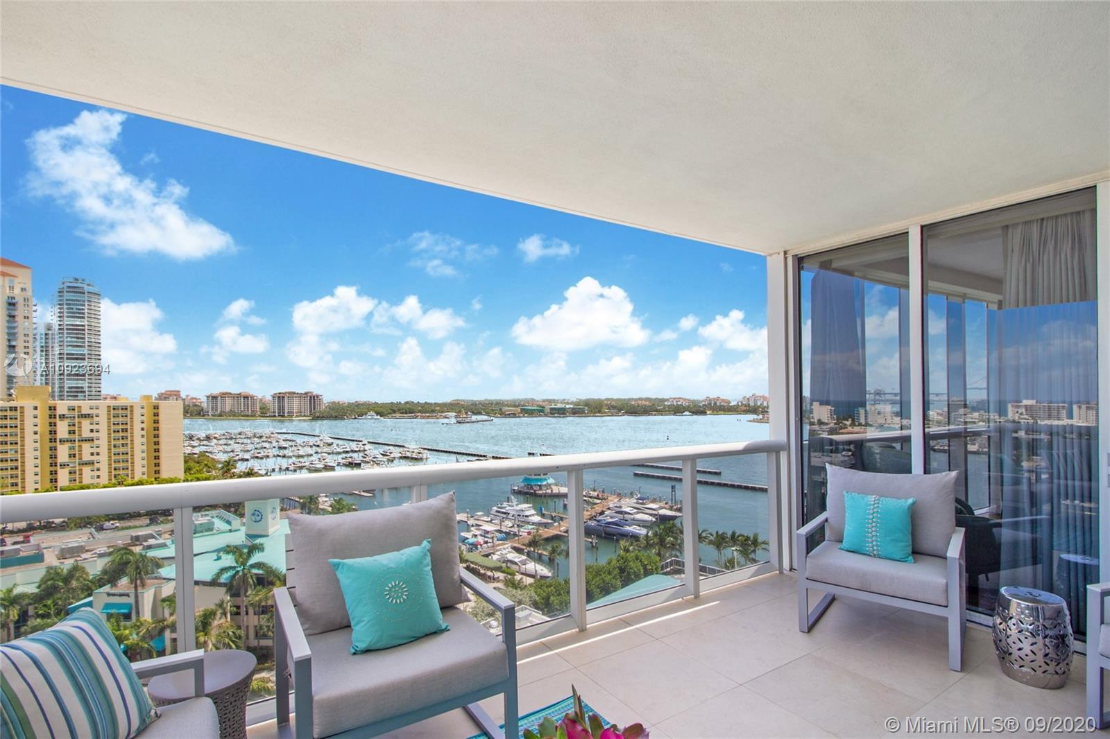 Murano Grande #1410 - 400 Alton Rd #1410, Miami Beach, FL 33139