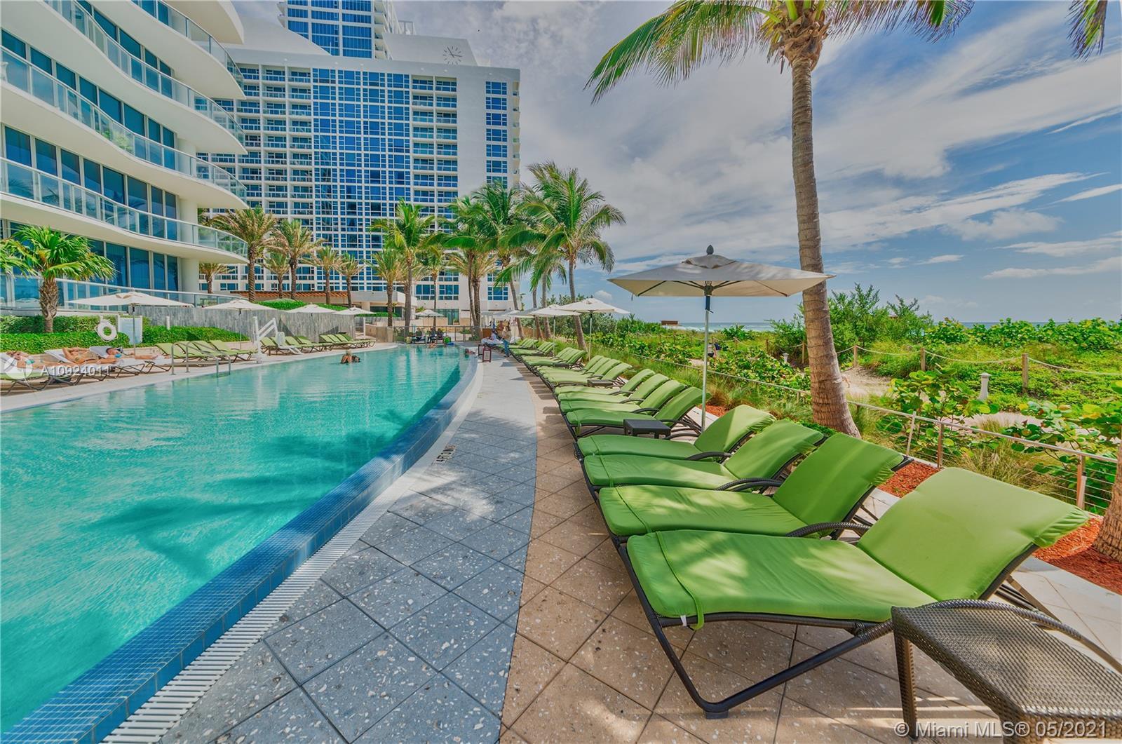 Carillon Hotel Tower #PH09 - 6801 Collins Ave #PH09, Miami Beach, FL 33141