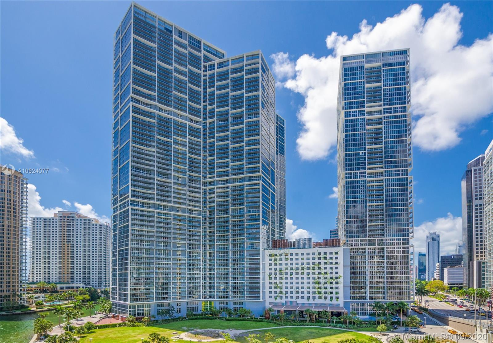 Photo of 475 Brickell Ave #4708 listing for Sale