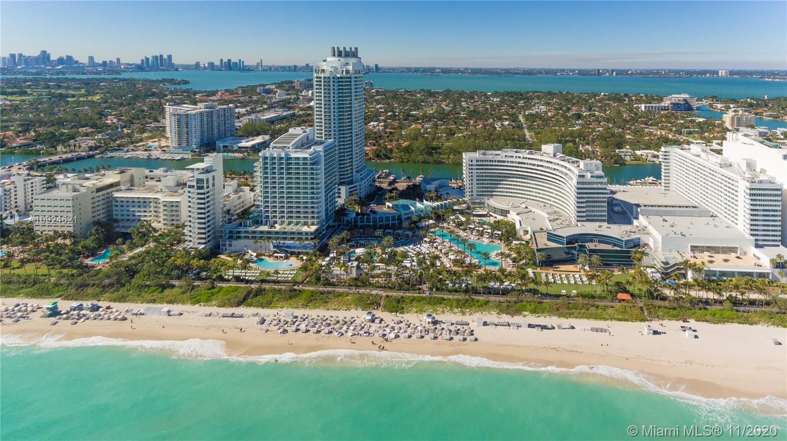 Fontainebleau Sorrento #1016 - 4391 COLLINS AVE #1016, Miami Beach, FL 33140