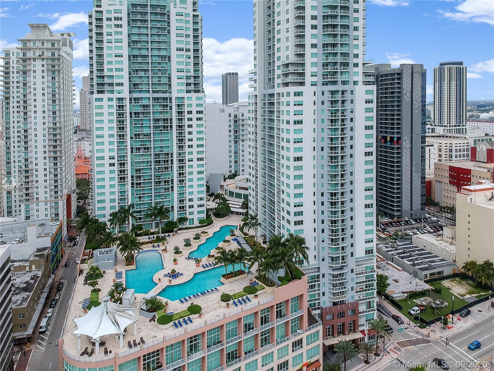 Vizcayne One #2403 - 244 Biscayne Blvd #2403, Miami, FL 33132