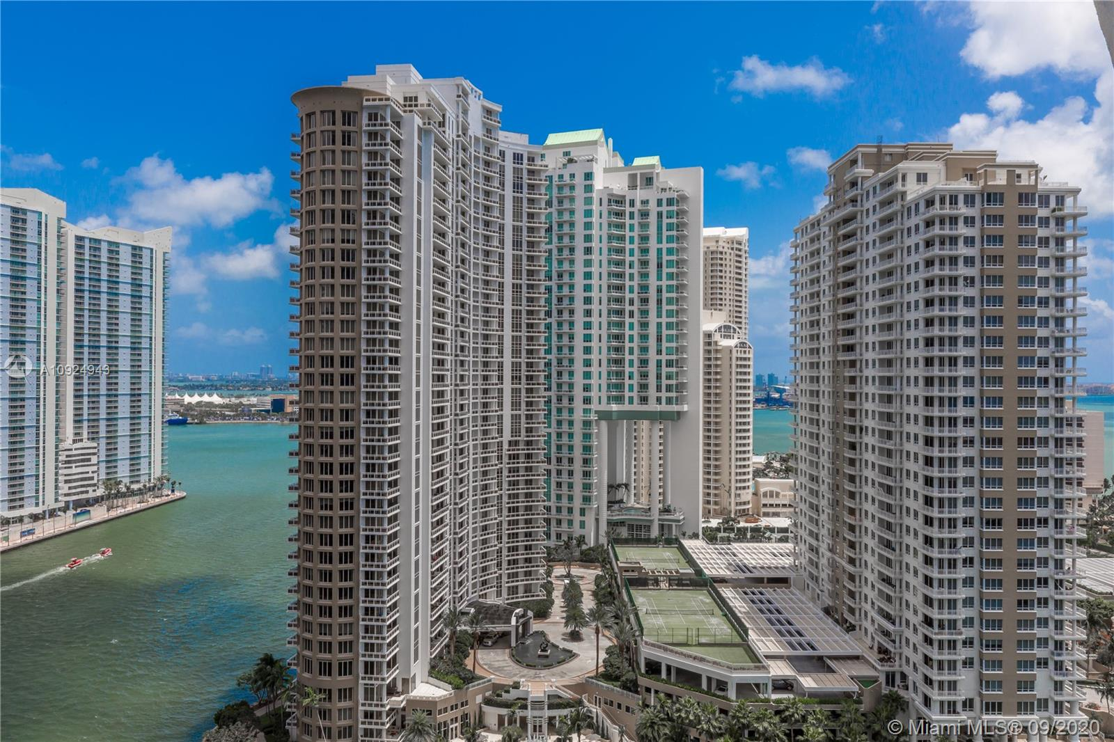 Photo of 495 Brickell Ave #2104 listing for Sale
