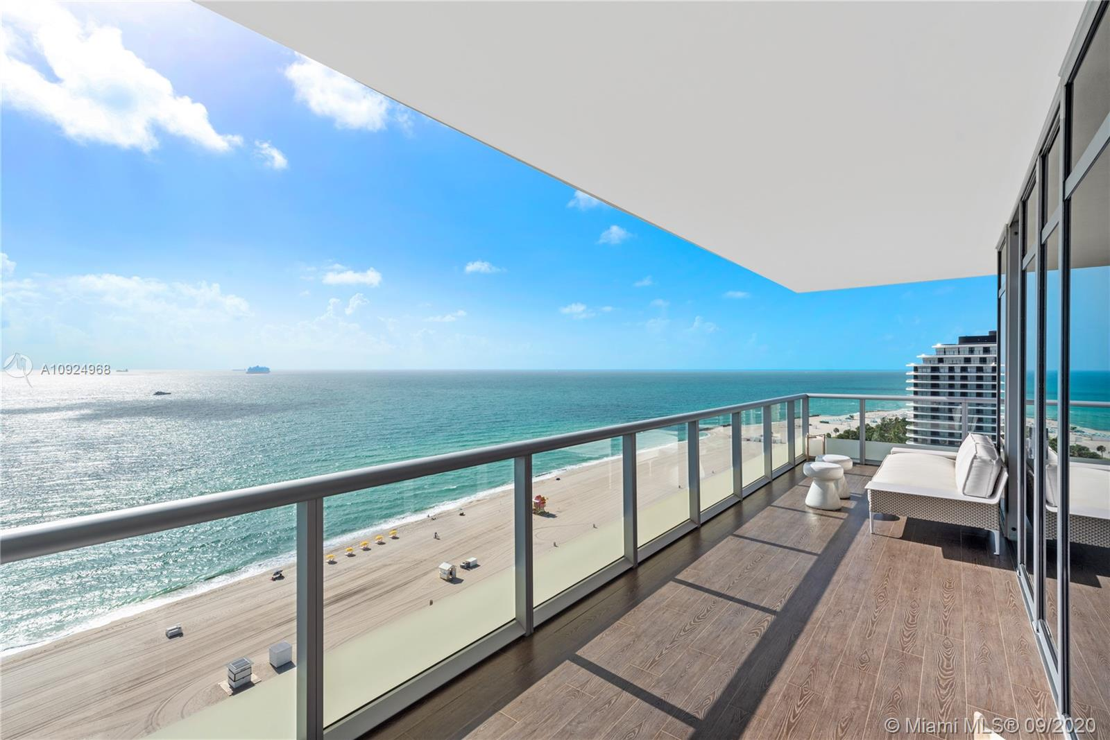 Caribbean South Tower #S-1702 - 3737 Collins Ave #S-1702, Miami Beach, FL 33140