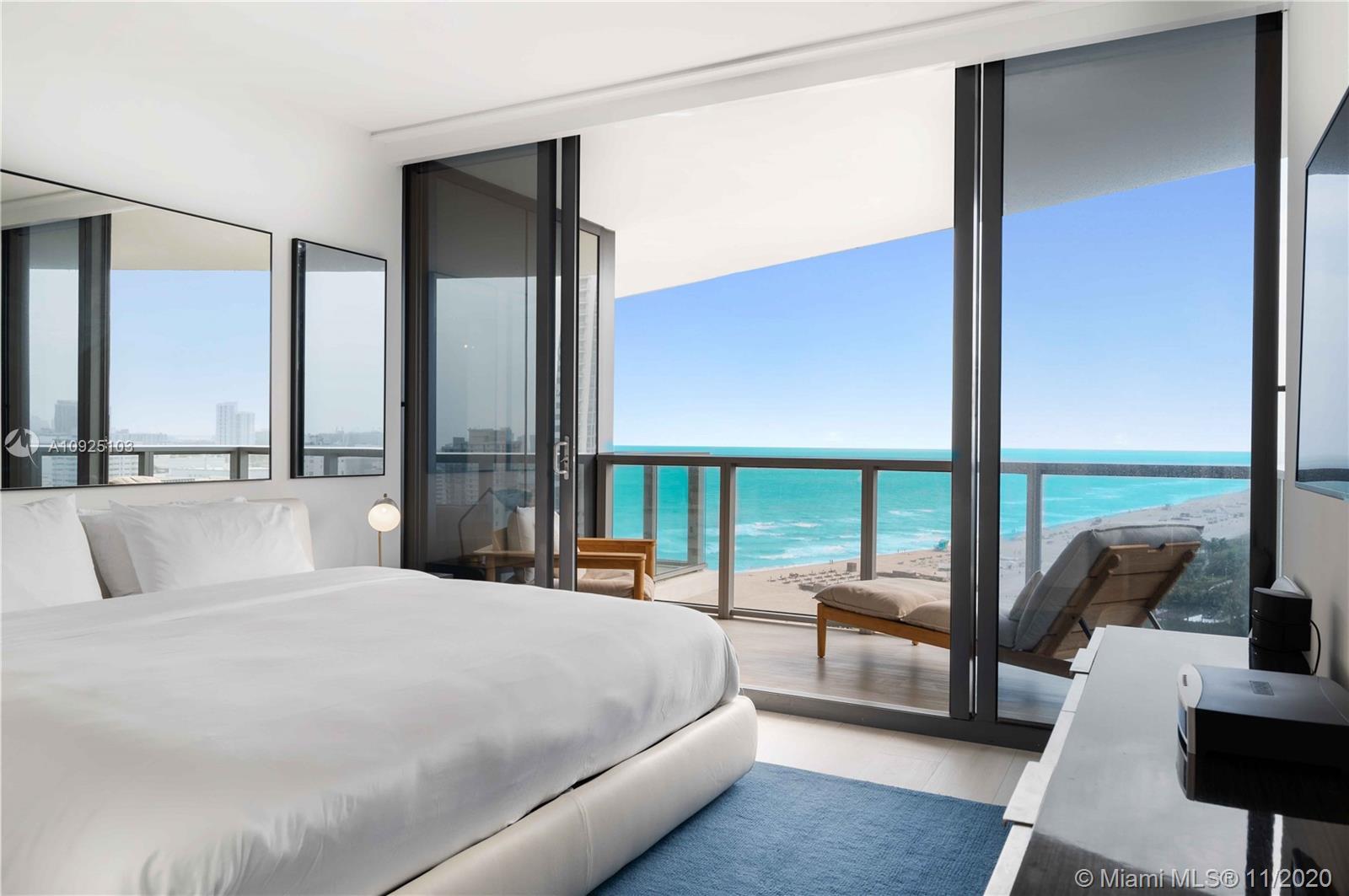 W South Beach #1614 - 2201 Collins Ave #1614, Miami Beach, FL 33139