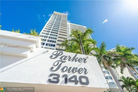 Parker Tower #509 - 3140 S Ocean Dr #509, Hallandale Beach, FL 33009