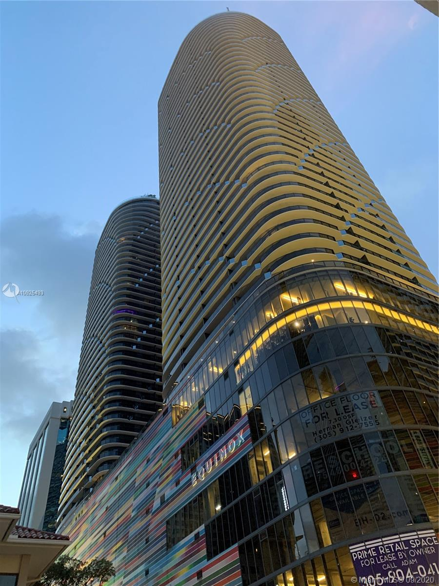 Brickell Heights East Tower #1407 - 45 SW 9th St #1407, Miami, FL 33130