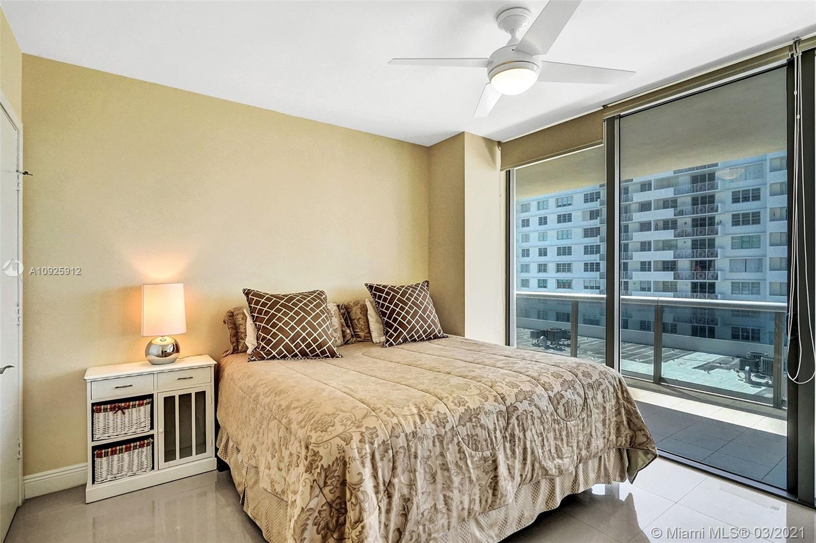 Photo of 5875 Collins Ave #808 listing for Sale