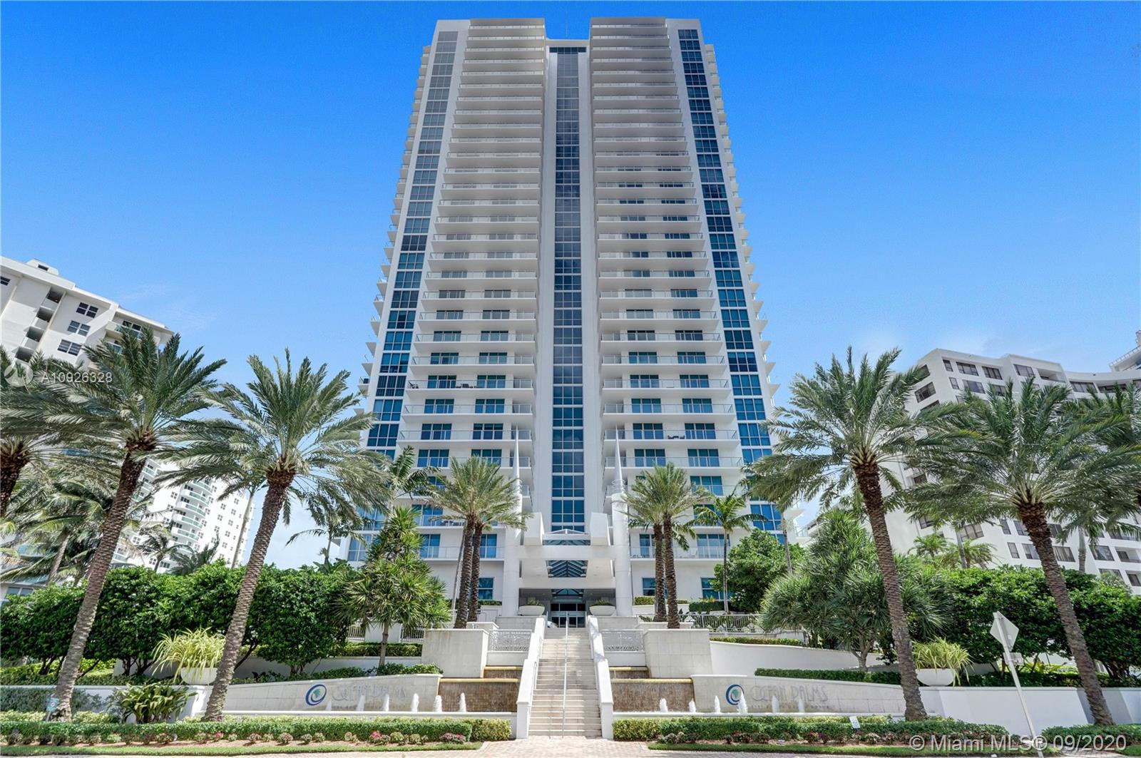 Ocean Palms #1907 - 3101 S Ocean Dr #1907, Hollywood, FL 33019