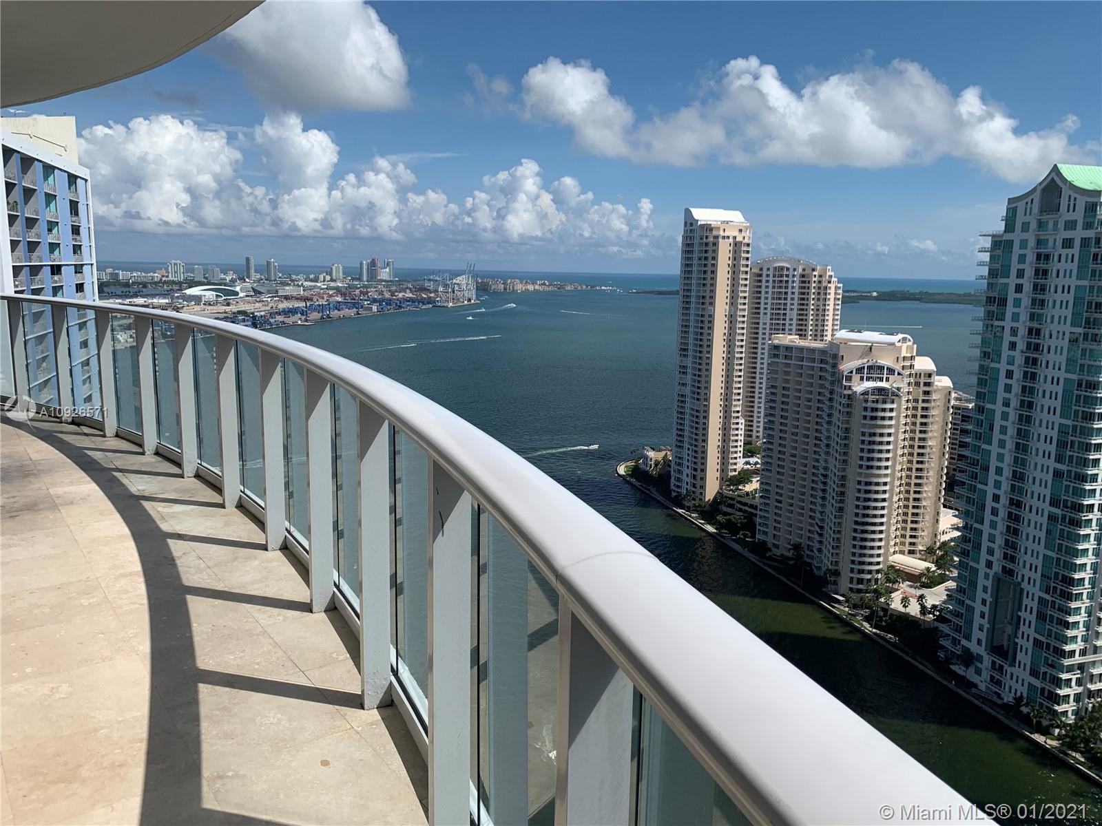 Met 1 #3608 - 300 S Biscayne Blvd #3608, Miami, FL 33131